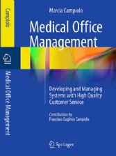 Capa do Livro Medical Management Office: Developing and Managing Systems with High Quality Customer Service